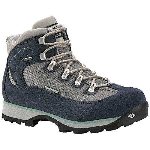 Dolomite - Zapatillas de senderismo para mujer Night Blue/Pewter