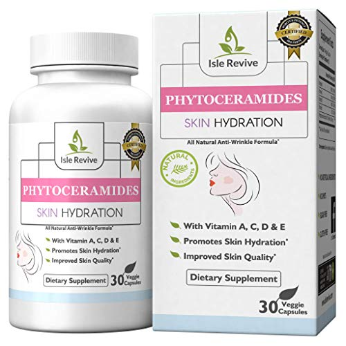 Phytoceramides Skin Care Supplement Vitamins product image
