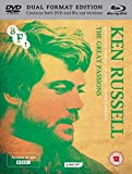 Ken Russell: the Great Passions ( Always on Sunday / Isadora Duncan, the Biggest Dancer in the World / Dante's Inferno ) [Blu-Ray (1080i) Region B Import - UK]