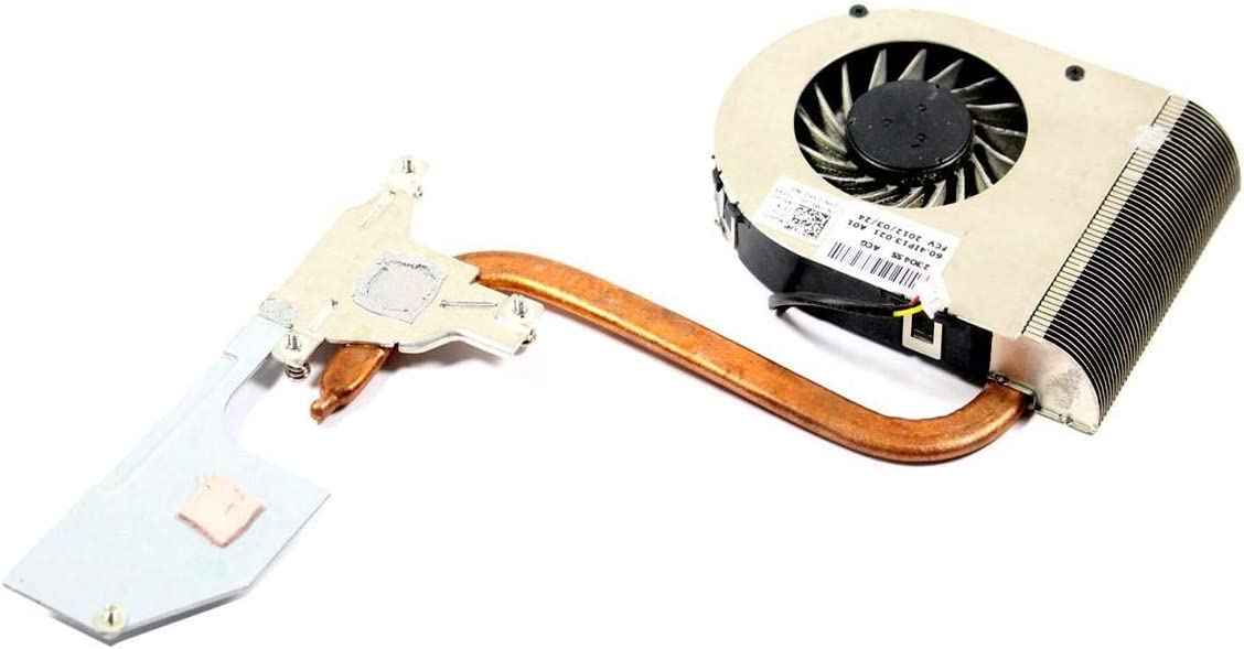 Inspiron M5040 Laptop CPU Cooling Fan /& Heatsink Assembly M61WG CN-0M61WG by EbidDealz
