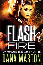 Flash Fire (Civilian Personnel Recovery Book 2)