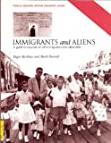 img - for Immigrants and Aliens: A guide to sources book / textbook / text book
