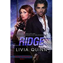 Ridge: A family series romance (Men of Honor Book 1)