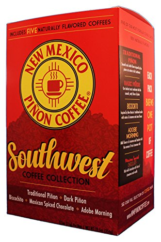 New Mexico Piñon Coffee Southwest Coffee Collection by New Mexico Piñon Coffee
