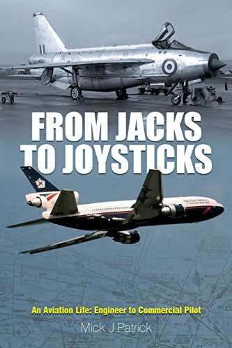 Price comparison product image From Jacks to Joysticks: An Aviation Life: Engineer to Commercial Pilot