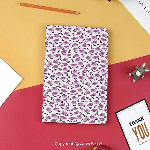 for Samsung Galaxy Tab S3 9.7 T820 T825 Tablet Smart Cover Protective,House Decor,Floral Pattern Romantic Decorating Valentines Day Wedding Anniversary Art Decorative (Day Valentine For Decorating)