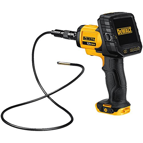DEWALT DCT412B 12V Li-Ion Inspection Camera with Wireless Screen (Tool Only)