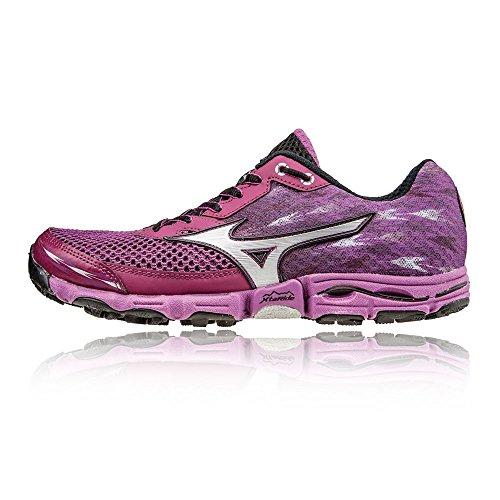 Damen Hayate Traillaufschuhe Wave Mizuno Pink 2 fqxwp4zzd