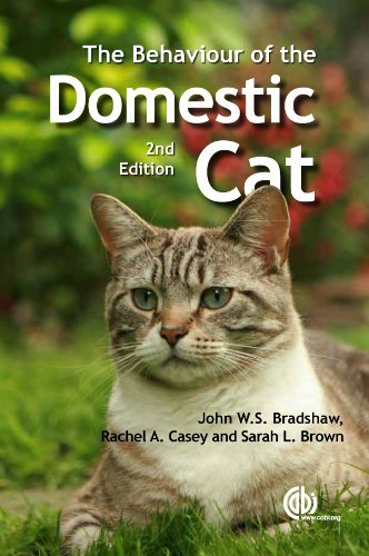 The Behaviour of the Domestic Cat by CABI