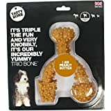 Tasty Bone Nylon Trio Peanut Butter Toy