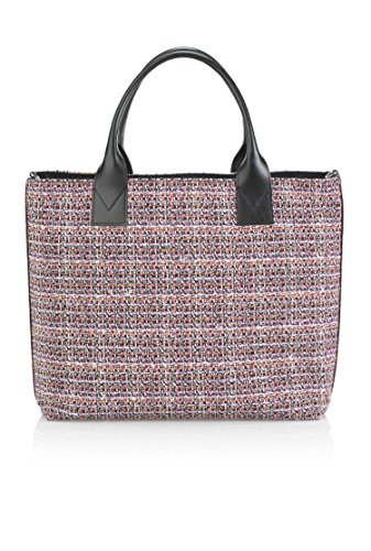 PINKO SHOPPING ALBORELLA-1H20DZ-ZN8-MULTI NERO multicolore