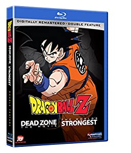 Dragon Ball Z : Dead Zone The Movie/ The World's Strongest [Digitally Remastered Double Feature] [Blu-ray] from Funimation