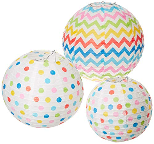 Amscan 248900.9 Party Supplies, Assorted Size, Multi]()