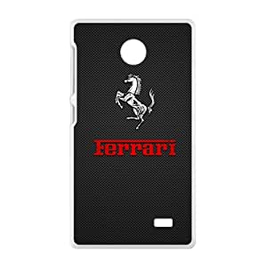 Ferrari sign fashion cell phone case for Nokia Lumia X