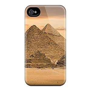 Protective Cases With Fashion Design For Iphone 6 (pustynia)
