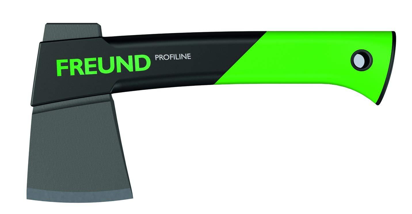 Axt 73 cm, 1,900g, Xylan beschichtet; optimale Gewichtsverteilung 1560552 Freund Universalbeil 916