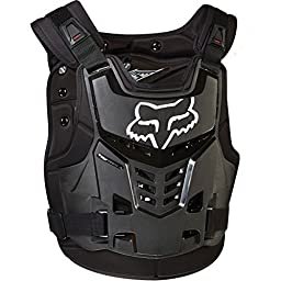 Fox Racing Proframe LC Protector Chest Protector Adult Large/X-Large Black