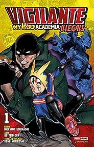 Vigilante- Boku No Hero Vol.1