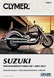 Suzuki Volusia/Boulevard C50 2001-2011 (Clymer Manuals: Motorcycle Repair)