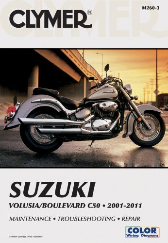 51jDKE LFJL._SL500_ suzuki boulevard c50 amazon com Kenworth Wiring Schematics Wiring Diagrams at creativeand.co