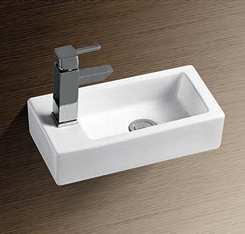 Burgtal 17799 Design Keramik Wandmontage Waschbecken Handwaschbecken BKW-23