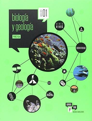 Bach 1 - Biologia Y Geologia - Practica - #somoslink - 9788426399366 por Aa.Vv.