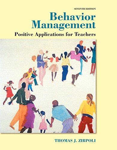 Behavior Management (Loose) W/Access