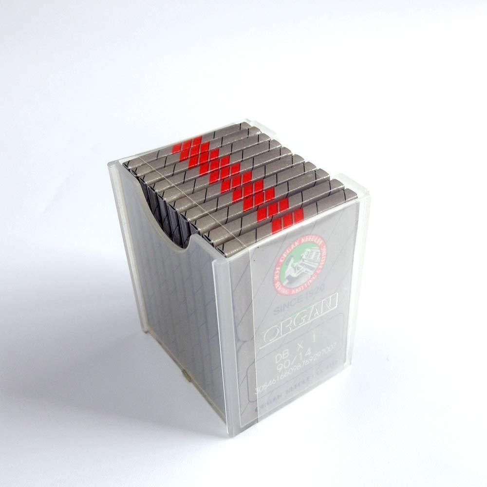 Singer 10 // Metric 70 50 Organ Dbx1 Industrial Sewing Machine Needles 16X231 16X257 for Juki Brother