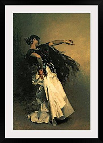 Spanish Dancer Study (greatBIGcanvas The Spanish Dancer, study for El Jaleo, 1882