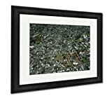 Ashley Framed Prints Aerial View Of Landmark University Of Hawaii Mid Pacific Insti, Wall Art Home Decoration, Color, 26x30 (frame size), Black Frame, AG6403984