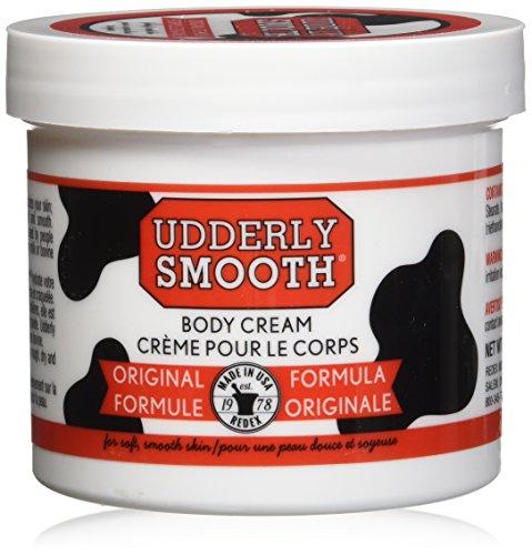 (Udderly Smooth Body Cream 12 oz (Pack of 6))