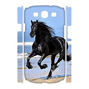 DDOUGS Horse High Quality Cell Phone Case for Samsung Galaxy S3 I9300, Cheap Samsung Galaxy S3 I9300 Case