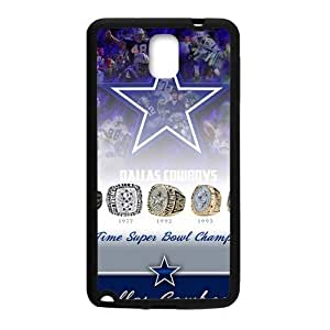 Dallas Cowboys Super Bowl Champions Cell Phone Case for Samsung Galaxy Note3