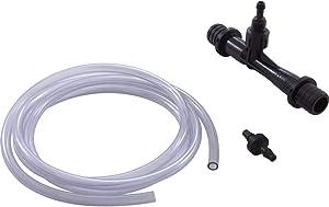 "Ozone Install Kit, ASO, w/1/4 Tube, Chk Valve, 3/4"" Injector"