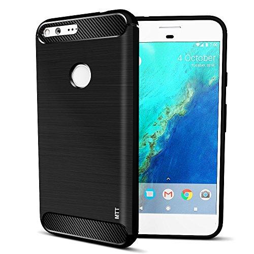 Google Pixel XL Armor Black Case by MTT