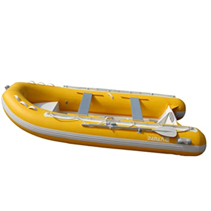 SHZJ Juego De Kayak Inflable para 6 Personas con Parte ...