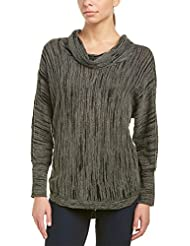 NIC+ZOE Womens Cowled Knit Top