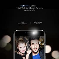 UMIDIGI Z Pro Smartphone Libre Android (Pantalla 5.5 , 4G Lte Doble SIM, Deca-core Helio X27 CPU 2.6Ghz, 4GB de RAM memoria interna de 32 GB, Android 6.0 (Android 7.0 Support), cámara