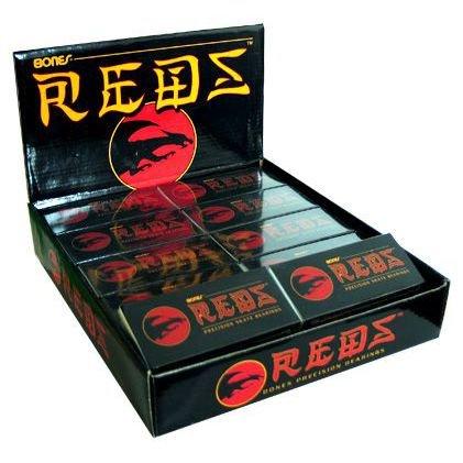 Bones Reds Bearings Display Box (30 Pack)