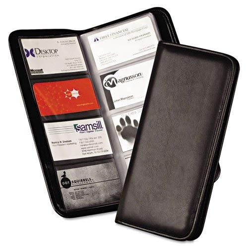SAM80850 - Samsill Sterling Business Card Holder (Sterling Card Holder)