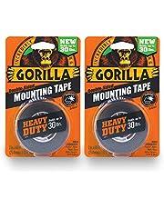 Gorilla Glue Heavy Duty Mounting Tape, Black
