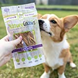 Nature Gnaws Tripe Twists for Dogs - Premium