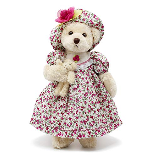Oitscute Teddy Bears Baby Cute Soft Plush Stuffed Animal Toy for Girl Women 16