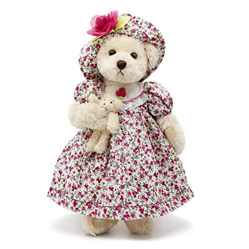 (Oitscute Teddy Bears Baby Cute Soft Plush Stuffed Animal Toy for Girl Women 16