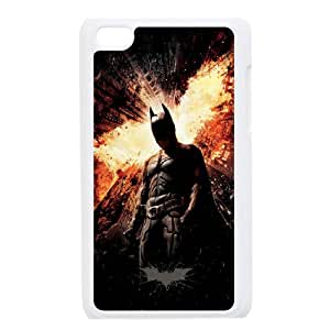 Batman HILDA0089934 Phone Back Case Customized Art Print Design Hard Shell Protection Ipod Touch 4