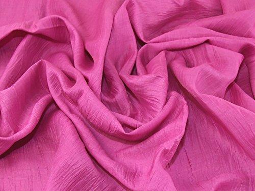 Crinkle Linen Dress - 1