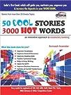 50 Cool Stories 3000 Hot Words: Vocabulary Building for GRE/MBA/SAT price comparison at Flipkart, Amazon, Crossword, Uread, Bookadda, Landmark, Homeshop18
