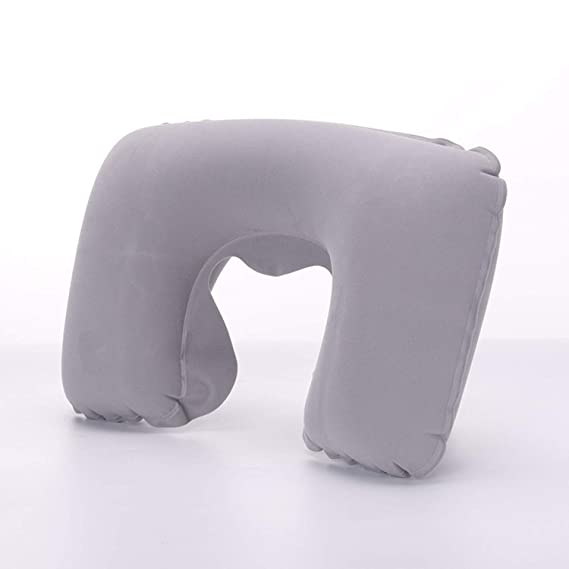 Amazon.com: Almohada inflable funcional para el cuello ...
