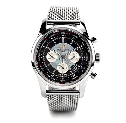 Breitling Transocean Chronograph Unitime Steel 46mm AB0510U4/BB62/152A (Breitling Transocean Unitime)