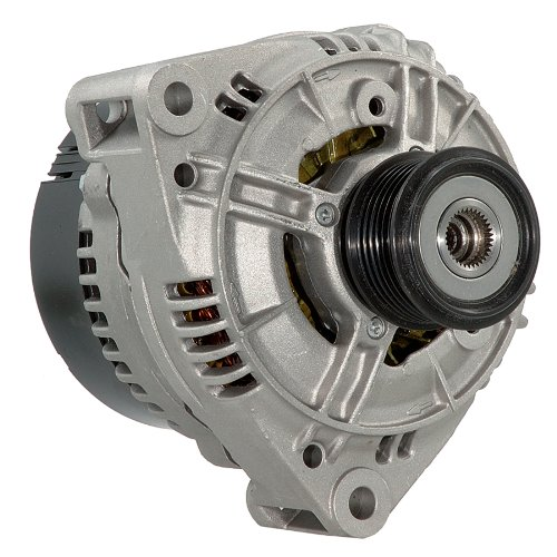 LActrical HIGH OUTPUT ALTERNATOR FOR MERCEDES BENZ E300D E300 D CLASS 3L TURBO DIESEL 1998 98 1999 99 150AMP WITH CLUTCH PULLEY*ONE YEAR WARRANTY* (Mercedes Turbo Diesel)